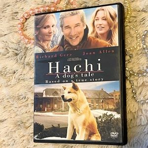 💿Hachi: A Dog's Tale DVD Based on a true story💿